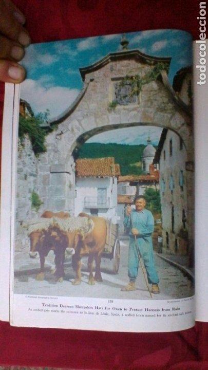 Coleccionismo de National Geographic: País Vasco 1954 - Foto 4 - 195175332