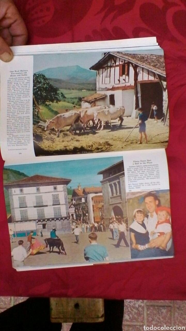 Coleccionismo de National Geographic: País Vasco 1954 - Foto 8 - 195175332
