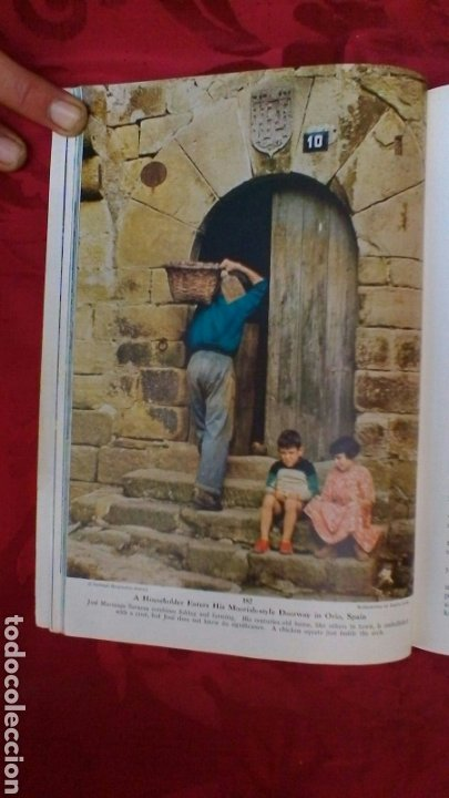 Coleccionismo de National Geographic: País Vasco 1954 - Foto 9 - 195175332