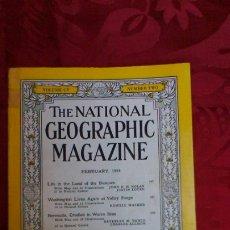 Coleccionismo de National Geographic: PAÍS VASCO 1954. Lote 195175332