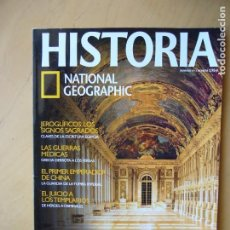 Coleccionismo de National Geographic: HISTORIA NATIONAL GEOGRAPHIC Nº 61. Lote 195215383