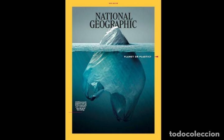Coleccionismo de National Geographic: Amplia Coleccion de revistas de National Geographic. - Foto 4 - 195368648
