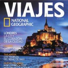 Coleccionismo de National Geographic: VIAJES NATIONAL GEOGRAPHIC N. 164 - EN PORTADA: NORMANDIA (NUEVA). Lote 195396486