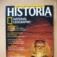 Coleccionismo de National Geographic: HISTORIA NATIONAL GEOGRAPHIC Nº 26. Lote 195614001