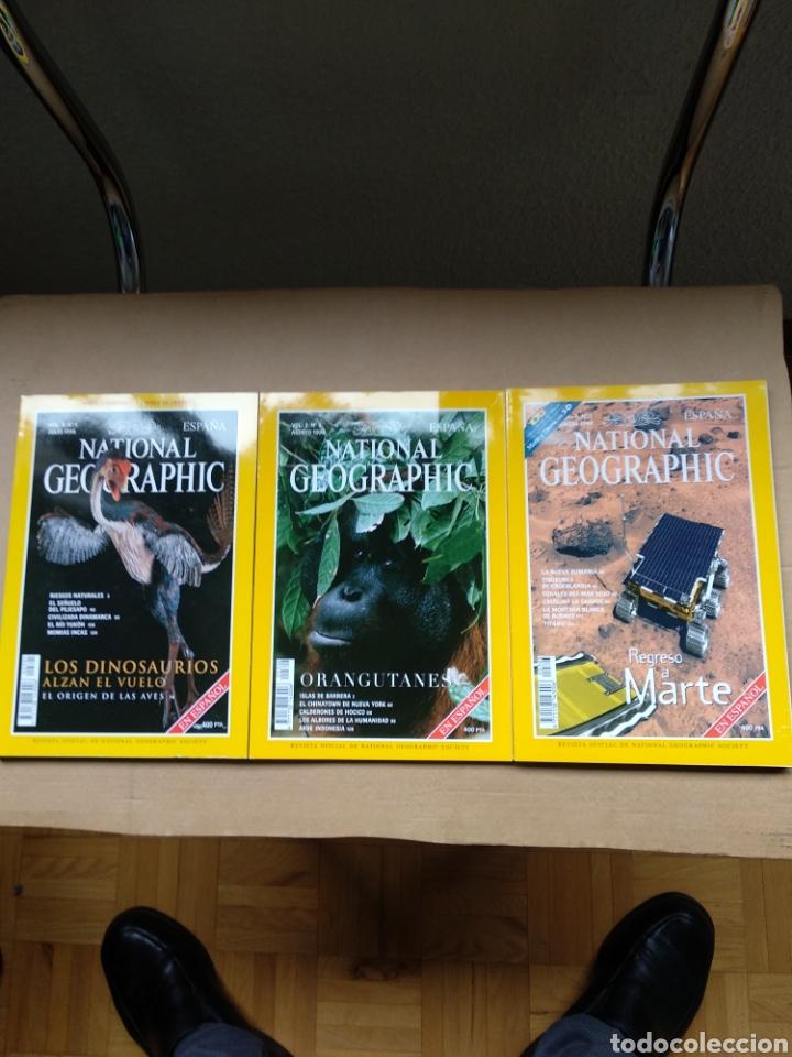 REVISTAS NATIONAL GEOGRAPHIC (Coleccionismo - Revistas y Periódicos Modernos (a partir de 1.940) - Revista National Geographic)