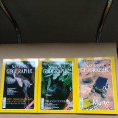 Coleccionismo de National Geographic: REVISTAS NATIONAL GEOGRAPHIC. Lote 195823453