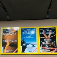 Coleccionismo de National Geographic: REVISTAS NATIONAL GEOGRAPHIC. Lote 195824237