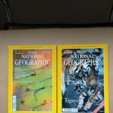 Coleccionismo de National Geographic: REVISTAS NATIONAL GEOGRAPHIC. Lote 195842688