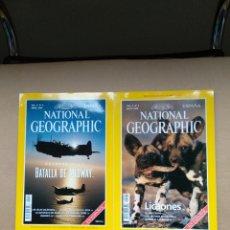 Coleccionismo de National Geographic: REVISTAS NATIONAL GEOGRAPHIC DE. Lote 195842955
