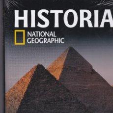 Coleccionismo de National Geographic: LIBRO HISTORIA NATIONAL GEOGRAPHIC LOS PRIMEROS FARAONES. Lote 196508305