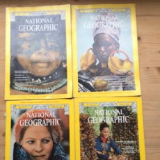 Coleccionismo de National Geographic: NATIONAL GEOGRAPHIC (4). Lote 197881323