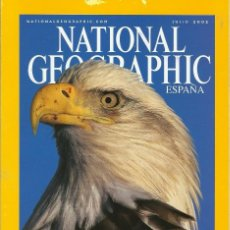 Coleccionismo de National Geographic: NATIONAL GEOGRAPHIC. Lote 197958741