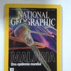 Coleccionismo de National Geographic: REVISTA NATIONAL GEOGRAPHIC ESPAÑA. JULIO 2007. Lote 198467763
