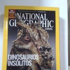 Coleccionismo de National Geographic: REVISTA NATIONAL GEOGRAPHIC ESPAÑA. DICIEMBRE 2007. Lote 198468210