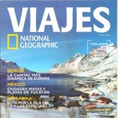 Coleccionismo de National Geographic: 1546. VIAJES: BERLIN. MEXICO. SRI LANKA. NORUEGA. Lote 198597465
