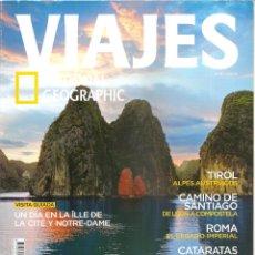 Coleccionismo de National Geographic: 1551. VIAJES: VIETNAM. TIROL. SANTIAGO. ROMA. CATARATAS VICTORIA. Lote 198598462