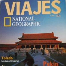 Collectionnisme de National Geographic: VIAJES NATIONAL GEOGRAPHIC NÚMERO 2 NOVIEMBRE 1999. Lote 199802213