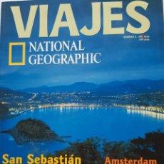 Collectionnisme de National Geographic: VIAJES NATIONAL GEOGRAPHIC NÚMERO 3 DICIEMBRE 1999-ENERO 2000. Lote 199802268