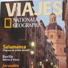 Collectionnisme de National Geographic: VIAJES NATIONAL GEOGRAPHIC NÚMERO 4 FEBRERO 2000. Lote 199802350
