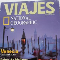 Collectionnisme de National Geographic: VIAJES NATIONAL GEOGRAPHIC NÚMERO 5 MARZO 2000. Lote 199802417