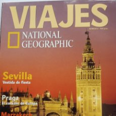 Coleccionismo de National Geographic: VIAJES NATIONAL GEOGRAPHIC NÚMERO 6 ABRIL 2000. Lote 199802518