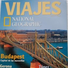 Coleccionismo de National Geographic: VIAJES NATIONAL GEOGRAPHIC NÚMERO 7 MAYO 2000. Lote 199802596