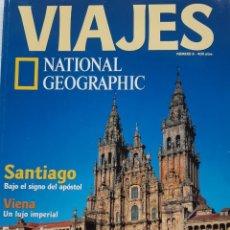 Coleccionismo de National Geographic: VIAJES NATIONAL GEOGRAPHIC NÚMERO 8 JUNIO 2000. Lote 199802673