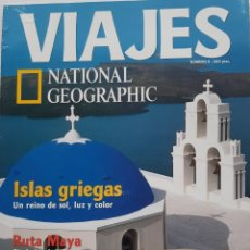 Coleccionismo de National Geographic: VIAJES NATIONAL GEOGRAPHIC NÚMERO 9 JULIO-AGOSTO 2000. Lote 199802766