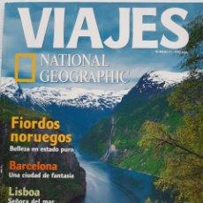Collectionnisme de National Geographic: VIAJES NATIONAL GEOGRAPHIC NÚMERO 11 OCTUBRE 2000. Lote 199802907