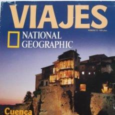Coleccionismo de National Geographic: VIAJES NATIONAL GEOGRAPHIC NÚMERO 12 NOVIEMBRE 2000. Lote 199803000