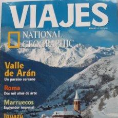 Coleccionismo de National Geographic: VIAJES NATIONAL GEOGRAPHIC NÚMERO 13 DICIEMBRE 2000. Lote 199803097