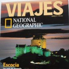 Coleccionismo de National Geographic: VIAJES NATIONAL GEOGRAPHIC NÚMERO 15 FEBRERO 2001. Lote 199803272