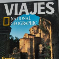 Coleccionismo de National Geographic: VIAJES NATIONAL GEOGRAPHIC NÚMERO 17 ABRIL 2001. Lote 199803401
