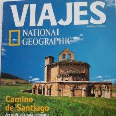 Coleccionismo de National Geographic: VIAJES NATIONAL GEOGRAPHIC NÚMERO 18 MAYO 2001. Lote 199803497