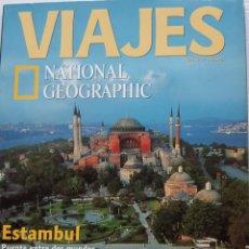 Coleccionismo de National Geographic: VIAJES NATIONAL GEOGRAPHIC NÚMERO 19 JUNIO 2001. Lote 199803568