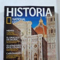 Colecionismo da National Geographic: HISTORIA NATIONAL GEOGRAPHIC Nº 113. LEONARDO DA VINCI. Lote 200175707