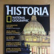 Collectionnisme de National Geographic: Nº 59 - HISTORIA NATIONAL GEOGRAPHIC - JULIO II, EL PAPA DEL RENACIMIENTO. Lote 200245112