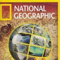 Coleccionismo de National Geographic: EL GRAN ÁLBUM DE LOS EXPLORADORES DE NATIONAL GEOGRAPHIC. Lote 201100413