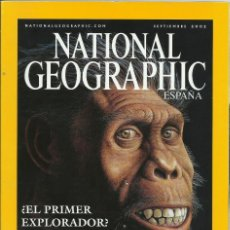 Coleccionismo de National Geographic: NATIONAL GEOGRAPHIC SEPTIEMBRE 2002. Lote 201218257