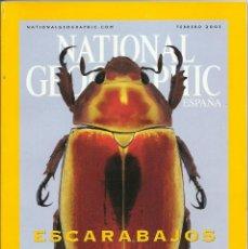 Coleccionismo de National Geographic: NATIONAL GEOGRAPHIC FEBRERO 2001. Lote 201270917