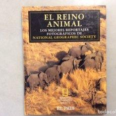 Coleccionismo de National Geographic: EL REINO ANIMAL. Lote 201543763