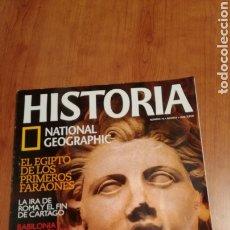 Coleccionismo de National Geographic: REVISTA NATIONAL GEOGRAPHIC NÚMERO 10. Lote 202253617