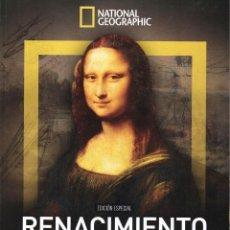 Coleccionismo de National Geographic: NATIONAL GEOGRAPHIC ESPECIAL RENACIMIENTO: LA ERA DE LOS GENIOS (NUEVA). Lote 210587801