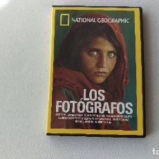 Coleccionismo de National Geographic: LOS FOTOGRAFOS - NATIONAL GEOGRAPHIC. Lote 202827566