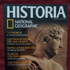 Coleccionismo de National Geographic: HISTORIA NATIONAL GEOGRAPHIC Nº 29. Lote 202855418