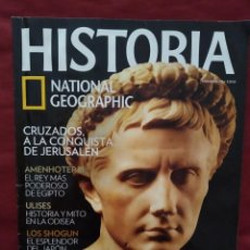 Coleccionismo de National Geographic: HISTORIA NATIONAL GEOGRAPHIC Nº 70. Lote 202855772