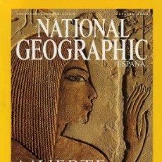 Coleccionismo de National Geographic: NATIONAL GEOGRAPHIC - OCTUBRE 2002. Lote 203045943