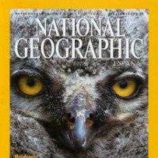 Coleccionismo de National Geographic: NATIONAL GEOGRAPHIC - DICIEMBRE 2002. Lote 203046032