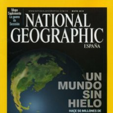 Coleccionismo de National Geographic: NATIONAL GEOGRAPHIC - MAYO 2012. Lote 203050415