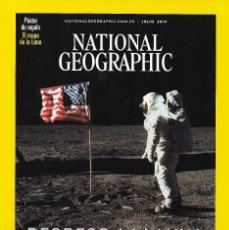 Coleccionismo de National Geographic: NATIONAL GEOGRAPHIC - JULIO 2019. Lote 203050658
